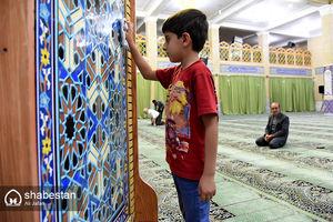 عکس/ آیین غبارروبی مساجد ایلام در آستانه ماه مبارک رمضان