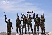 ارتش سوریه به مرزهای عراق رسید +نقشه