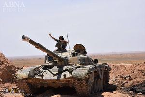 پیشروی ارتش سوریه در حومه شرقی حلب