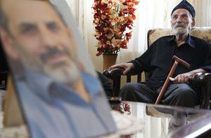 منزل شهید مدافع حرم شعبان نصیری