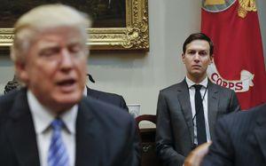 دعوای کنگره با ترامپ بر سر دامادش بالا گرفت