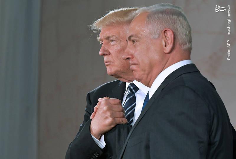 ابراز همدردی دو دولتمرد اسرائیلی و آمریکایی که آینده سیاسی خاصی برای آنها قابل تصور نیست
