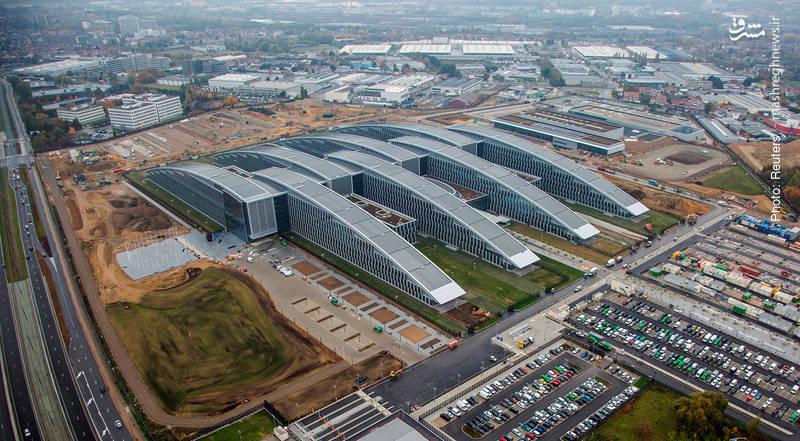 افتتاح دفتر جدید ناتو در بروکسل طی نشست اخیر