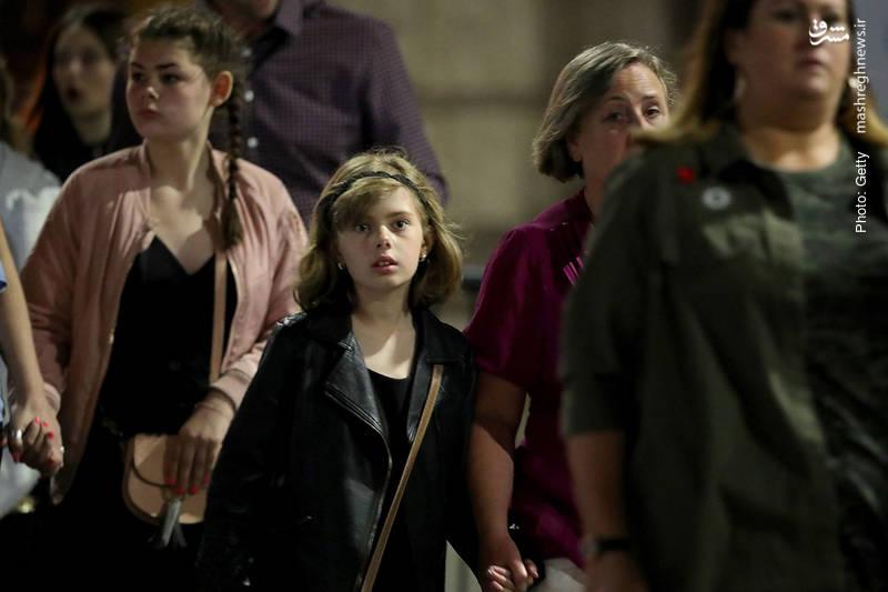 کشته شدن بیش از 20 جوان و نوجوان در بمبگذاری منچستر پس از کنسرت آریانا گرانده