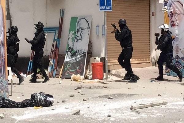 یورش مأموران به خانه شیخ عیسی قاسم برای اجرای حکم سیاسی دادگاه بحرین