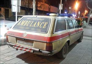 کلکسیون تخلفات آمبولانس های خصوصی