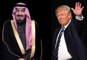 تماس دوباره ترامپ با پادشاه سعودی برای افزایش تولید نفت