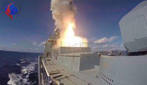 مانور ضد زیردریایی روسیه در مدیترانه