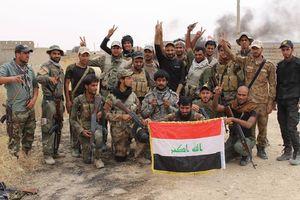 گزارش تصویری از عملیات بسیج مردمی عراق در شمال غرب نینوا