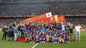 رئال قهرمانی بارسلونا را تبریک نگفت