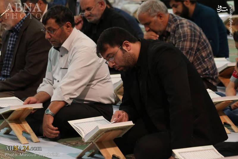 آیین جزء خوانی قرآن کریم در تبریز