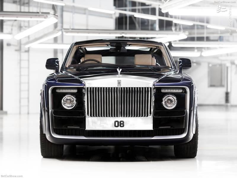 Rolls-Royce  2017 Sweptail