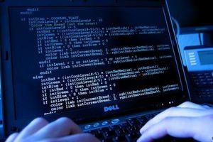 عکس/ پرچم آمریکا در حمله سایبری به ایران