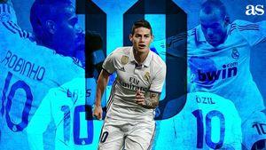 نحسی شماره 10 در رئال مادرید