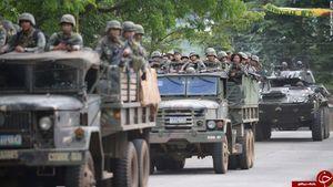 سی ان ان: جنوب شرق آسیا زیر چکمه تروریستهای داعشی+عکس