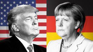آیا ترامپ موجب بازگشت آلمان به هژمونی گذشته اروپایی خواهد شد؟ / ترامپ اروپا را به رقابت ژئوپلتیک اروپا با آمریکا وادار خواهد کرد+ تصاویر و فیلم