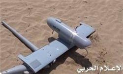 انهدام پهپاد جاسوسی سعودی در نجران