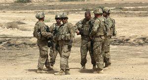نیروهای آمریکایی در مناطق مرزی جنوب سوریه