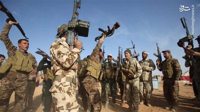 نیروهای بسیج مردمی عراق