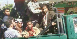 تصاویر جدید از انفجار انتحاری در کابل