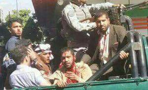 فیلم/ زخمی های انفجار مهیب در کابل
