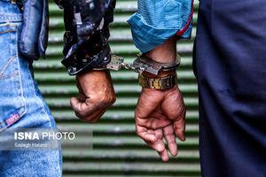 دستگیری عوامل تیراندازی هوایی در کوهرنگ در مراسمهای عزاداری
