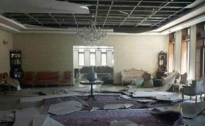 جزئیات حادثه تروریستی کابل و خسارات وارده به سفارت ایران +عکس