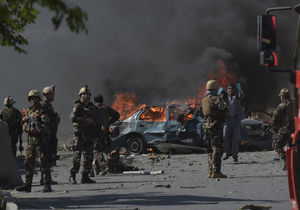 انتقال 15 مجروح حادثه تروریستی کابل به مشهد