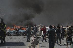 چهکسی مسئول فاجعه انفجار کابل است؟