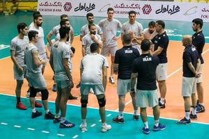 تایید اعتراض ایران در لیگ جهانی والیبال