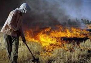 آتشسوزی شدید در سرخگیر ایوان