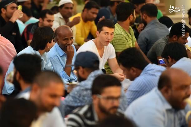 حال و هوای شهر دبی در ماه مبارک رمضان
