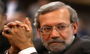 لاریجانی انتصاب امیر موسوی را تبریک گفت
