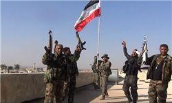 پاکسازی ۱۰۰ کیلومتر مربع از مناطق جنوبی استان رقه؛ نیروهای متحد به ۶۰ کیلومتری السخنه رسیدند +نقشه میدانی