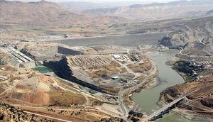 ساخت سدی که کل ایران را درگیر ریزگرد می کند