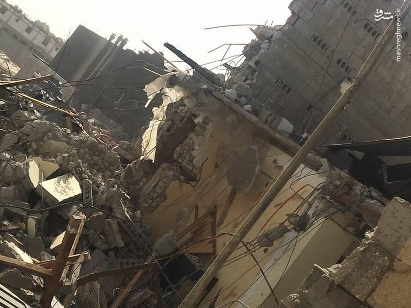 تخریب منازل شیعیان العوامیه عربستان