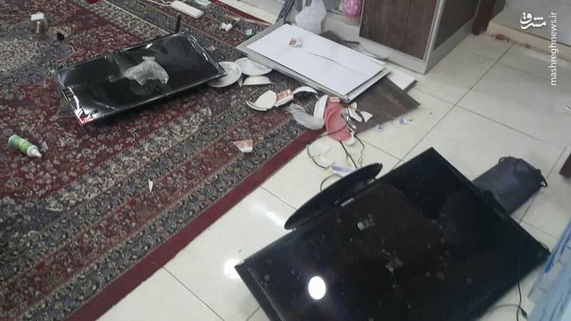 حمله نیروهای آل سعود به منازل شیعیان العوامیه عربستان
