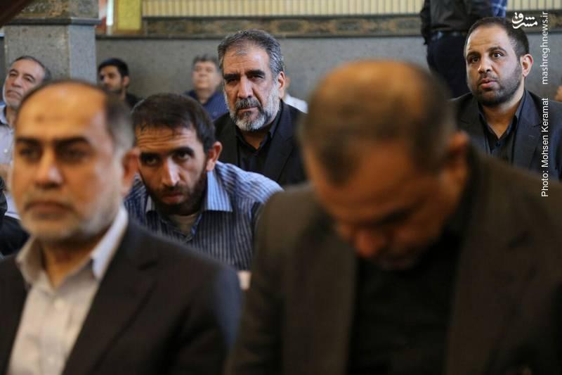 سرهنگ محمدیان رئیس پلیس آگاهی تهران بزرگ