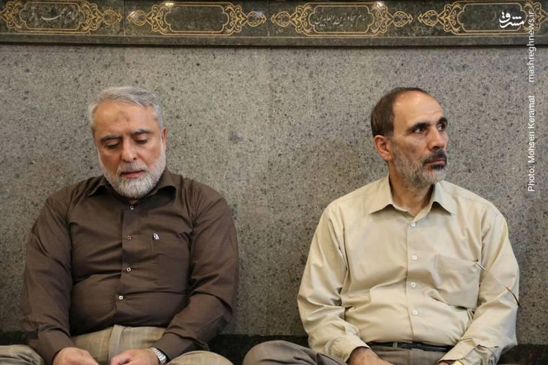 دکتر محمدحسین رجبی دوانی پژوهشگر تاریخ اسلام و استاد دانشگاه