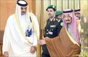 بالا گرفتن جنگ رسانهای میان قطر، عربستان و امارات