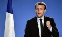 ماکرون از کارشناسان آمریکایی خواست برای تحقیق درباره تغییرات آب و هوایی به فرانسه بروند