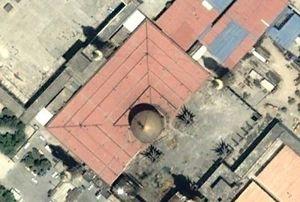 ۲۸ سال ساخت حرم امام خمینی (ره) به روایت تصاویر ماهوارهای