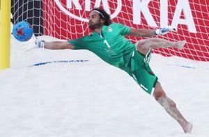 یک ایرانی در بین ۱۰ اسطوره فوتبال ساحلی