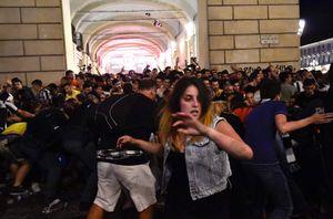 شایعه بمبگذاری 200 زخمی در ایتالیا برجاگذاشت+تصاویر