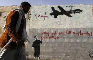 درخواست ۱۱۳ سازمان حقوق بشری از بایدن درباره حملات پهپادی