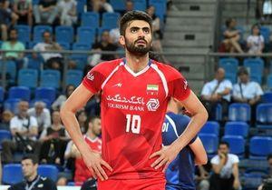 امتیازآورترین بازیکن ایران مقابل استرالیا