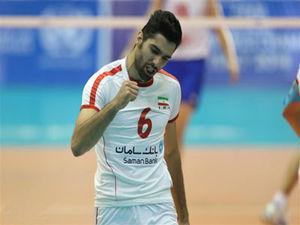 عکس/واکنش موسوی به نتایج ضعیف ایران در لیگ جهانی ,