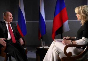 نظر خبرنگار زن آمریکایی درباره شخصیت پوتین