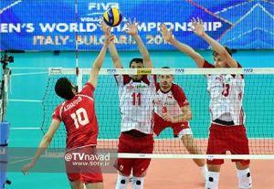 عکس/پست کریم باقری در واکنش به پیروزی تیم ملی والیبال