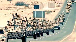 نیروی نظامی قطر در یمن